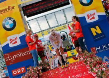 Yvonne Van Vlerken startet beim IRONMAN 70.3 St. Pölten 4