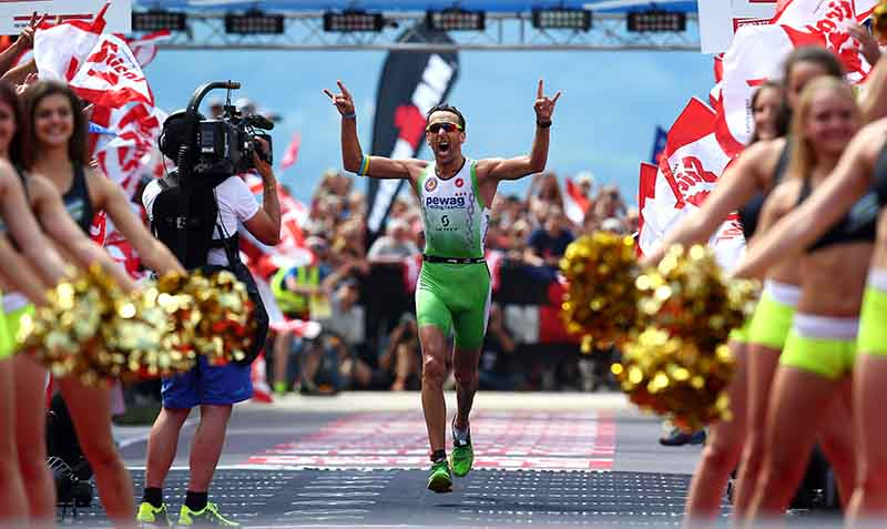 Mr. IRONMAN Austria Marino Vanhoenacker beendet Triathlon Karriere 1