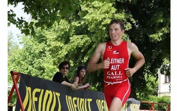 Christoph Leitner feiert PRO Debüt auf der Mitteldistanz 1