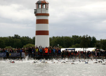 Triathlon Langdistanz Staatsmeistertitel in Podersdorf 5