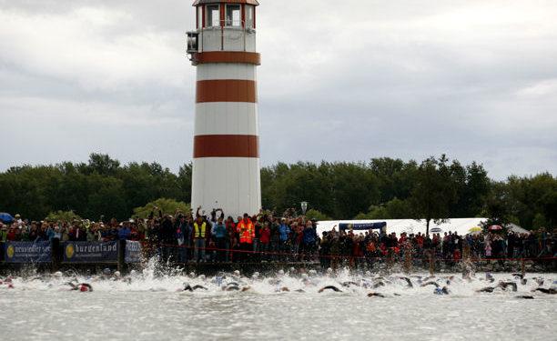 Triathlon Langdistanz Staatsmeistertitel in Podersdorf 1