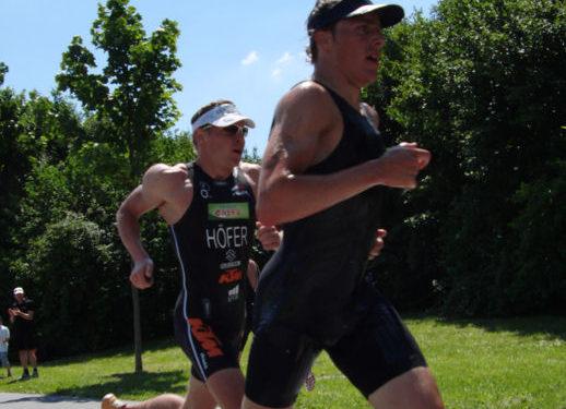Hollaus neuer Triathlon Staatsmeister über die Olympische Distanz 1