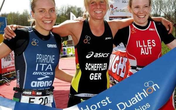 Duathlon Europameisterschaft Bronze für Sandrina Illes 1