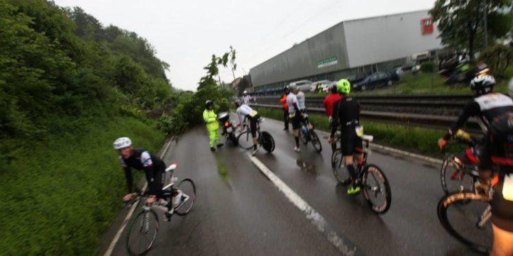 Erdrutsch stoppt IRONMAN 70.3 Switzerland 1