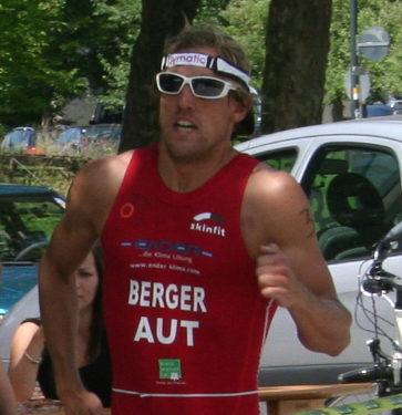 Dominik Berger steigt beim IRONMAN 70.3 Texas vorzeitig aus 1