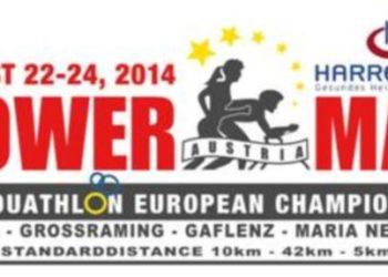 Teambewerb als Auftakt zu Powerman Europameisterschaft 2