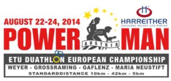 Teambewerb als Auftakt zu Powerman Europameisterschaft 1