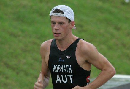 Horvath mit gelungenem Debüt über die Mitteldistanz 1