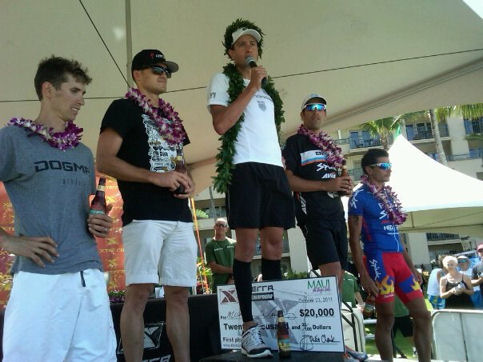 Michi Weiss neuer XTERRA WORLD CHAMPION 1