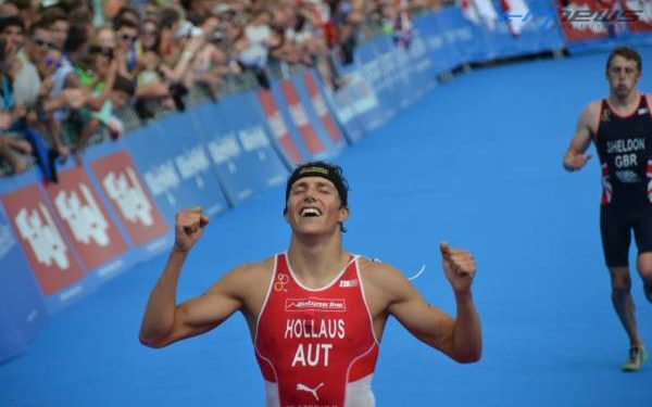 Podcast: Lukas Hollaus über Umwege zum Triathlon 1