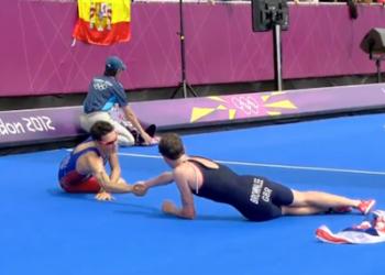 Olympia Silbermedaillengewinner Gomez gibt Mitteldistanz Debüt 1