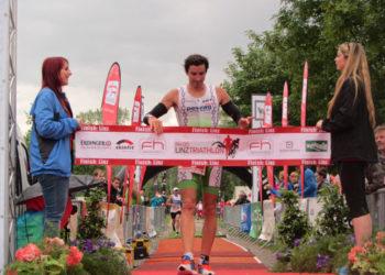 Gruber gewinnt Porec Triathlon 8