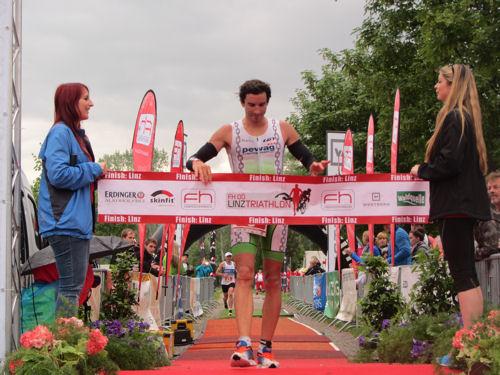 Gruber gewinnt Porec Triathlon 1