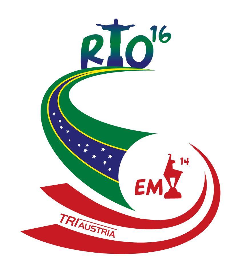 ÖTRV Rio 2016 Team präsentiert neues Logo 1