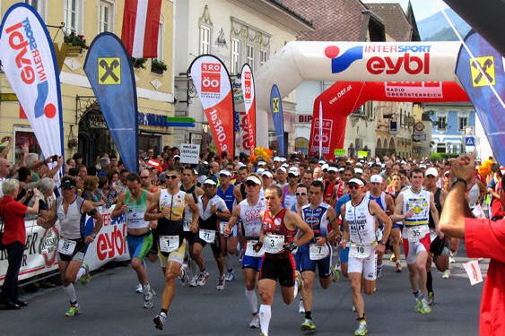 Duathlon Europameisterschaft 2014 in Weyer 1