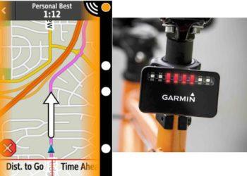 Garmin Varia Fahrrad Radar für mehr Sicherheit 1
