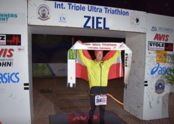 Salzburger Triathlet absolvierte 10 Langdistanzen in 10 Wochen 5