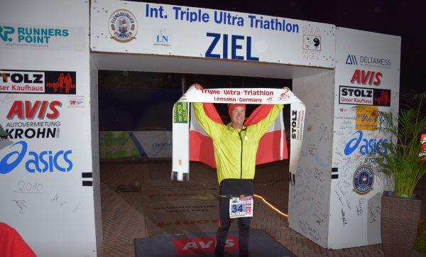 Salzburger Triathlet absolvierte 10 Langdistanzen in 10 Wochen 1