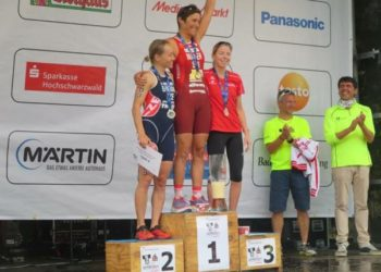 Wasle holt Bronze bei Crosstriathlon Europameisterschaft 7