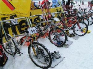 Wintertriathlon Bronzemedaille für Österreich 6