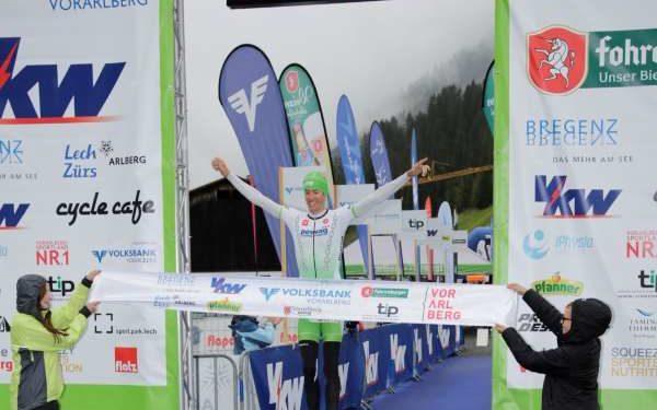 Österreichische Siege beim Trans Vorarlberg 1