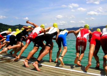 Wörthersee Triathlon in Krumpendorf 4