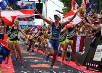 Carfrae und Vanhoenacker gewinnen den IRONMAN Austria 1