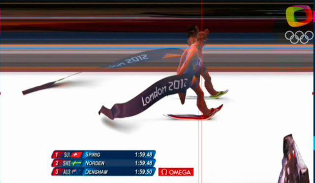 Schweizer Olympiasiegerin bei Triathlon Heimeuropameisterschaft 1