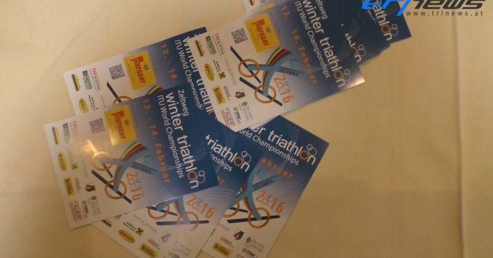 Countdown zur Wintertriathlon Weltmeisterschaft in Zeltweg 1