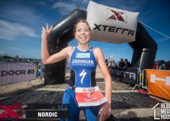 Carina Wasle siegte in Dänemark 8