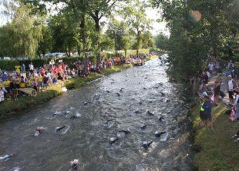 Neoprenanzüge beim IRONMAN Austria erlaubt 10