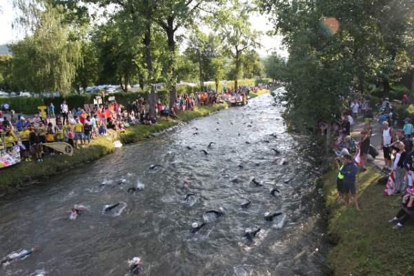 Triathlon Pfingstrainingscamp zur Vorbereitung auf den IRONMAN Austria 1