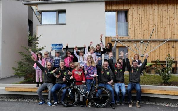 4.200 € Spendengelder für SOS Kinderdorf 1