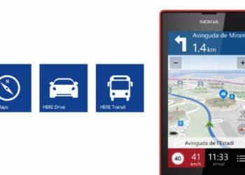 App Vorstellung: Nokia Here Maps 1