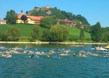 Mochar und Domnik siegen beim Vulkanland Triathlon 2