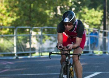 Fürnkranz und Steger siegen bei Mostiman Triathlon 4