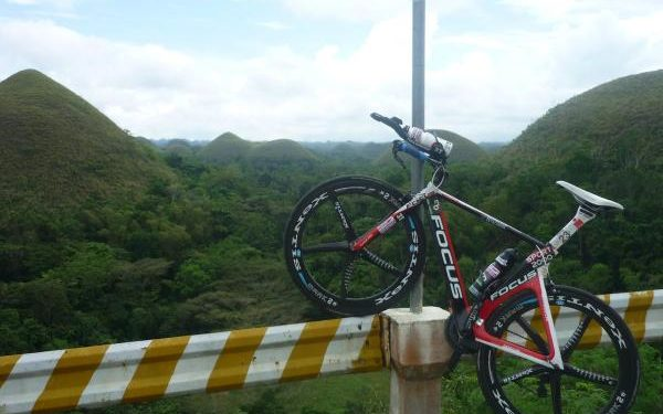 Christoph Schlagbauer: Training on the Philippines – Place to be or just a place to see? 1