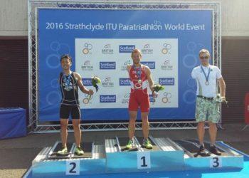 Dreier siegt bei World Triathlon Event 1