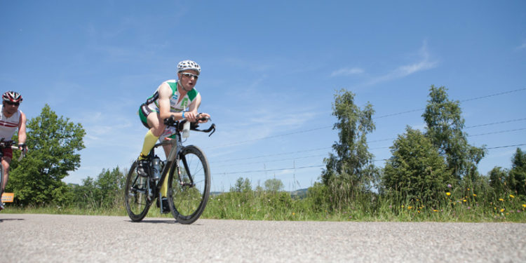 Triathlonspektakel am Linzer Pleschingersee 1