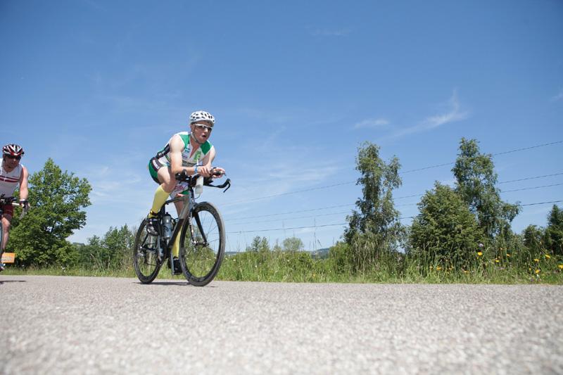 Triathlonspektakel am Linzer Pleschingersee 1