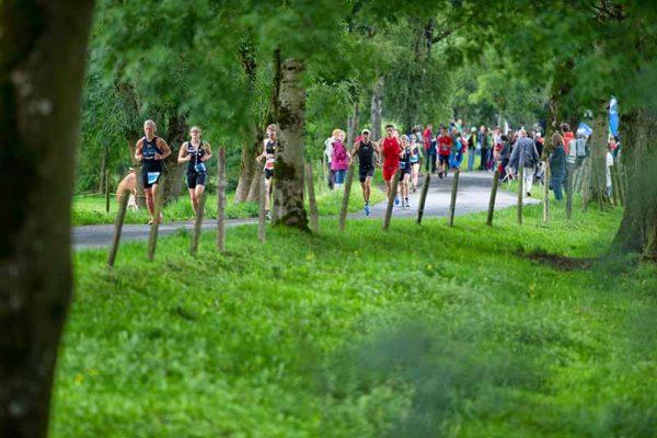 Über 400 Athleten rocken am Wochenende den Jannersee 3