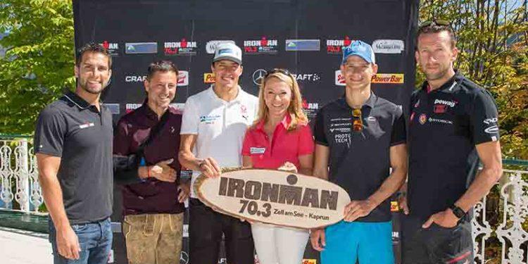IRONMAN 70.3 Zell am See-Kaprun: 2.400 Athleten, 25.000 Zuschauer und 5 Favoriten im Kampf um den Sieg 1