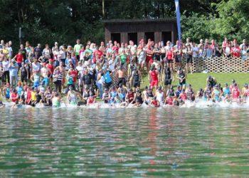 Startschuss zum Ausee Triathlon in Blindenmarkt