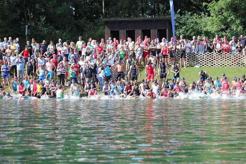 Ende nach 30 Jahren: Aus für den Ausee Triathlon 2019 1