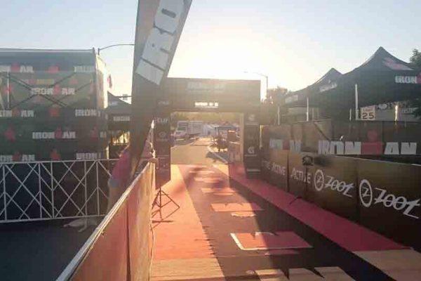 Oliver Dreier verpasst Sensation bei IRONMAN Coeur d'Alene knapp 6