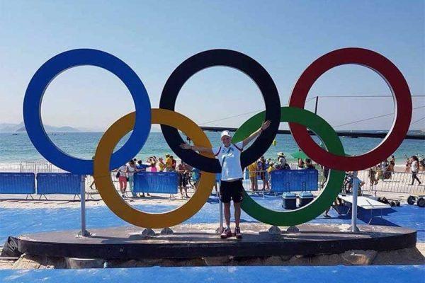 Live: Der Olympische Triathlon der Damen in Rio mit Sara Vilic und Julia Hauser 8