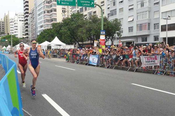 Jorgensen gewinnt spannenden Olympischen Triathlon in Rio 7