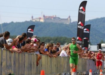 Tolle Kulisse für den Internationalen Krems Triathlon