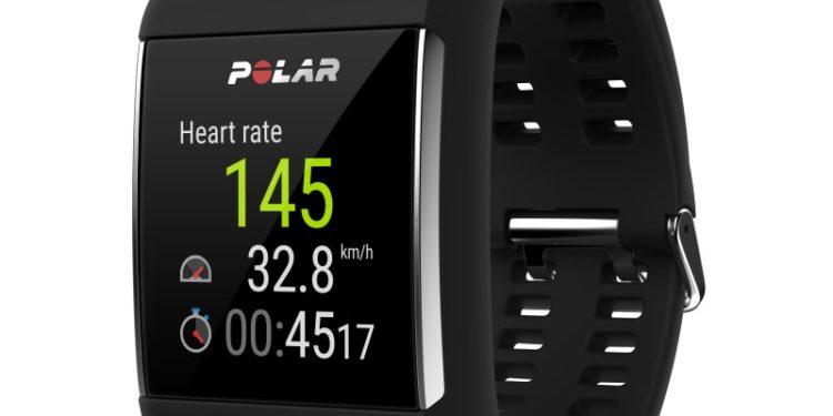 Polar präsentiert die neue Polar M600 1