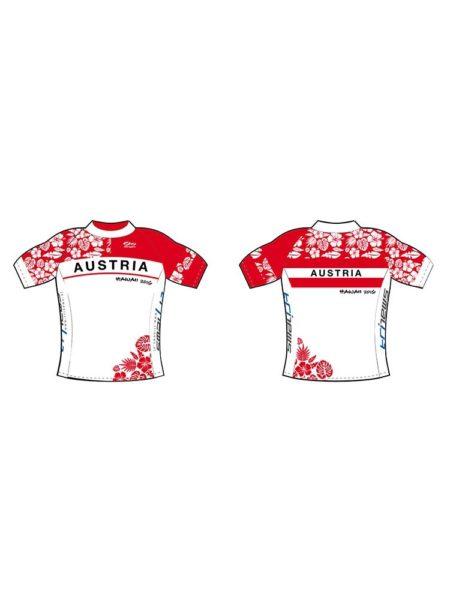 IRONMAN Hawaii Team Austria T-Shirt